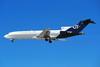 """N292AS Boeing 727-212Adv """"Champion Air"""" c/n 21458 Las Vegas-McCarran/KLAS/LAS 11-03-04 (35mm slide)"""