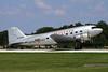 N33644 (NC33644) Douglas DC-3 A-197E c/n 4123 Oshkosh/KOSH/OSH 26-07-10