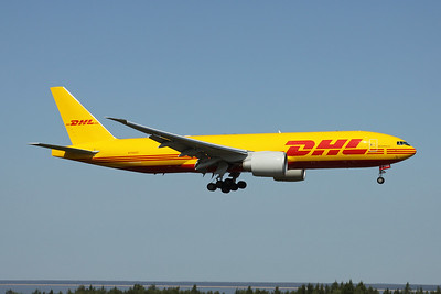 "N706GT Boeing 777-FZB ""Southern Air"" c/n 66080 Anchorage-International/PANC/ANC 09-08-19 ""DHL"""