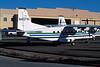 "N407VA Dornier Do.228-201 ""Vision Air"" c/n 8044 North Las Vegas/KVGT/VGT 10-03-04 (35mm slide)"