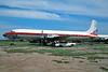 "N90804 Douglas DC-7C ""T&G Aviation"" c/n 45116 Chandler-Memorial 13-03-04 (35mm slide)"
