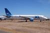 """N340AT (F-GKHK) Airbus A320-211 """"Leasing Compaby"""" c/n 343 Goodyear/KGYR/GYR 28-01-18"""