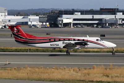 "N575A Beech 1900C-1 ""Ravn Alaska"" c/n UC-83 Anchorage-International/PANC/ANC 06-08-19"