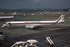 "N870TV Douglas DC-8-73CF ""Emery Worldwide"" c/n <a href=""https://www.ctaeropics.com/search#q=46086""> 46086 </a> Brussels/EBBR/BRU 03-03-96 (35mm slide)"