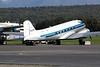 """N400MF Douglas DC-3 R4D-6S  """"Kingdom Air Corps"""" c/n 15432 Palmer-Municipal/PAAQ 08-08-19"""