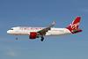 N362VA Airbus A320-214 c/n 6965 Las Vegas-McCarran/KLAS/LAS 02-02-18