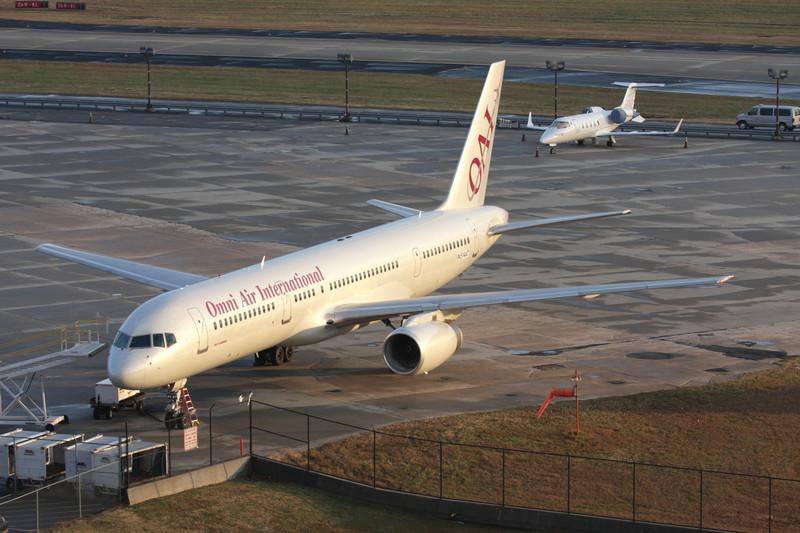 """N514AT Boeing 757-23N """"Omni Air International"""" c/n 27971 Atlanta-Hartsfield/KATL/ATL"""