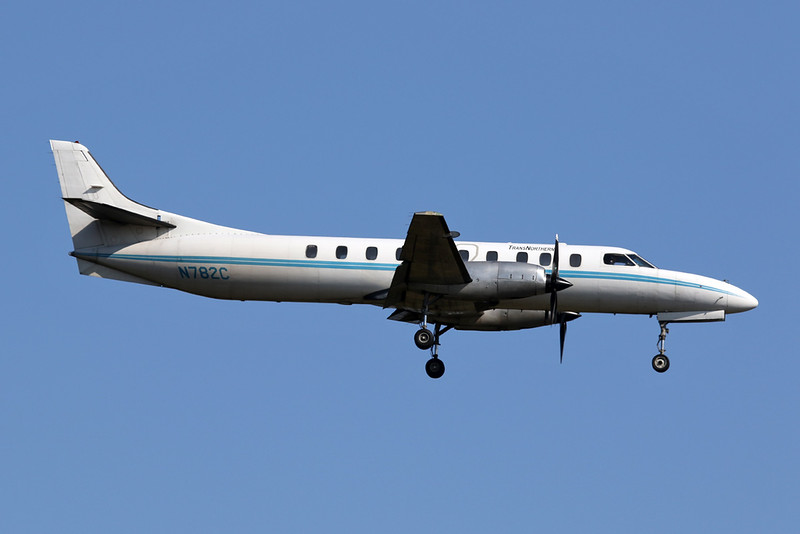 "N782C Swearingen SA.227AC Metro III ""Trans Northern Aviation"" c/n AC-525 Anchorage-International/PANC/ANC 09-08-19"