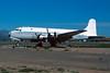 N67017 Douglas VC-54 N-1-DC Skymaster c/n 10438 Mesa-Falcon Field/KFFZ/MSC 14-03-04 (35mm slide)