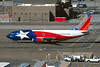 """N352SW Boeing 737-3H4 c/n 24888 Phoenix-Sky Harbor/KPHX/PHX 15-03-04 """"Lone Star"""" (35mm slide)"""