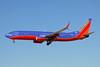 N8301J Boeing 737-8H4 c/n 36980 Las Vegas-McCarran/KLAS/LAS 13-11-16