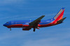 N412WN Boeing 737-7H4 c/n 29818 Ontario/KONT/ONT 09-03-04 (35mm slide)