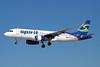 N616NK Airbus A320-232 c/n 5370 Las Vegas-McCarran/KLAS/LAS 13-11-16