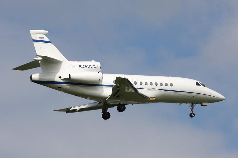 N240LG Dassault Falcon 900EX c/n 61 Amsterdam/EHAM/AMS 21-06-14