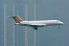 N689WM Bombardier Global 5000 c/n 9265 Hong Kong-Chek Lap Kok/VHHH/HKG 20-11-10
