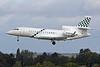 N780LM Dassault Falcon 7X c/n 291 Liege/EBLG/LGG 29-08-20