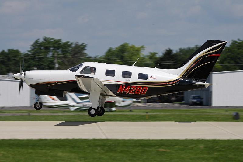 N42BD Piper PA-46-310P Malibu c/n 4608122 Oshkosh/KOSH/OSH 28-07-10