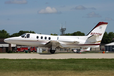 N92SM Cessna 500 Citation I c/n 500-0124 Oshkosh/KOSH/OSH 04-08-13