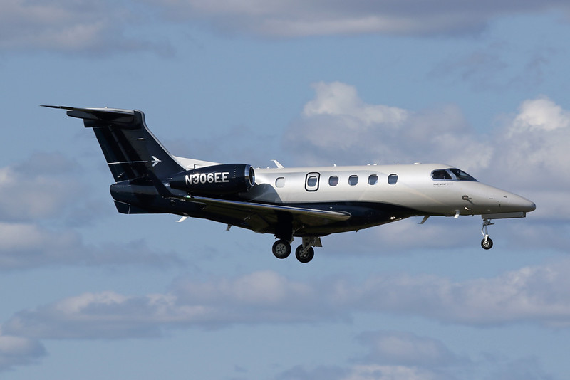 N306EE Embraer EMB-505 Phenom 300 c/n 50500506 Anchorage-International/PANC/ANC 07-08-19