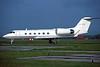 N1SL Gulfstream G4 c/n 1167 Glasgow/EGPF/GLA 04-06-96 (35mm slide)