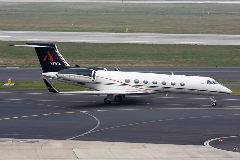 N310TK Gulfstream G550 c/n 5028 Dusseldorf/EDDL/DUS 05-03-14