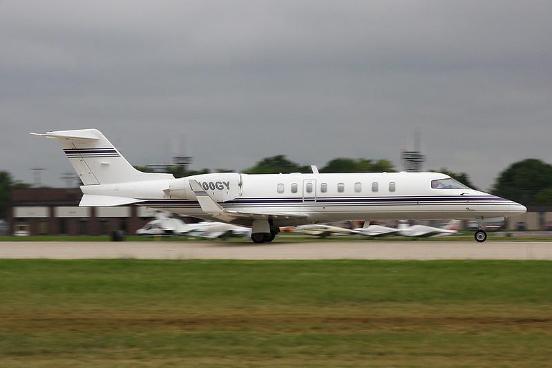 N100GY Learjet 45 c/n 45-079 Oshkosh/KOSH/OSH 29-07-16