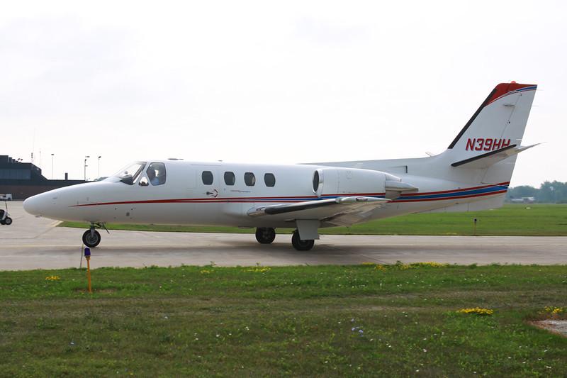 N39HH Cessna 501 Citation I SP c/n 501-0132 Oshkosh/KOSH/OSH 31-07-13