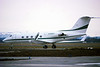 N728CP Gulfstream G3 c/n 875 Glasgow/EGPF/GLA 07-03-95 (35mm slide)