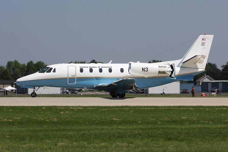 N3 Cessna 560XL Citation Excel c/n 560-5341 Oshkosh/KOSH/OSH 29-07-10