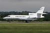 N51FE Dassault Falcon 50 c/n 121 Luton/EGGW/LTN 19-07-11
