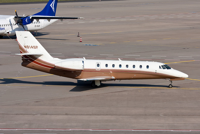 N914SP Cessna 680 Citation Sovereign c/n 680-0020 Cologne/EDDK/CGN 23-05-10