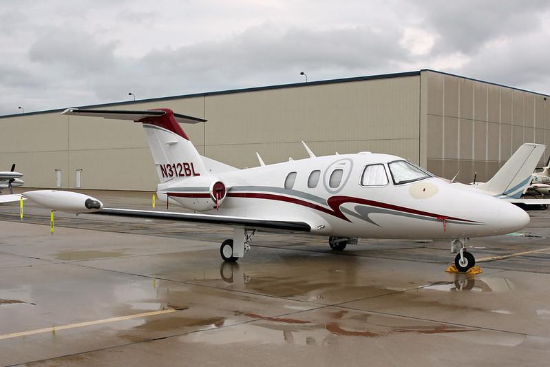 N312BL Eclipse Aviation 500 c/n 000020 Oshkosh/KOSH/OSH 28-07-16