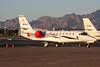 N110LE Cessna 680 Citation Sovereign c/n 680-0022 Tucson IAP/KTUS/TUS 14-11-16