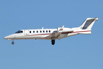 N18AX Learjet 40 c/n 45-2121 Las Vegas/KLAS/LAS 05-02-18