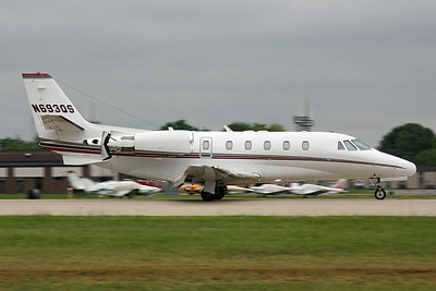 N693QS Cessna 560 Citation Excel S c/n 560-5657 Oshkosh/KOSH/OSH 29-07-16