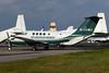 N134WJ Beech 200C Super King Air c/n BL-134 Moenchengladbach/EDLN/MGL 30-10-11