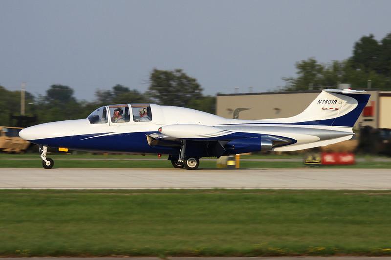 N7601R Morane-Saulnier MS.760 Paris I c/n 060 Oshkosh/KOSH/OSH 29-07-10