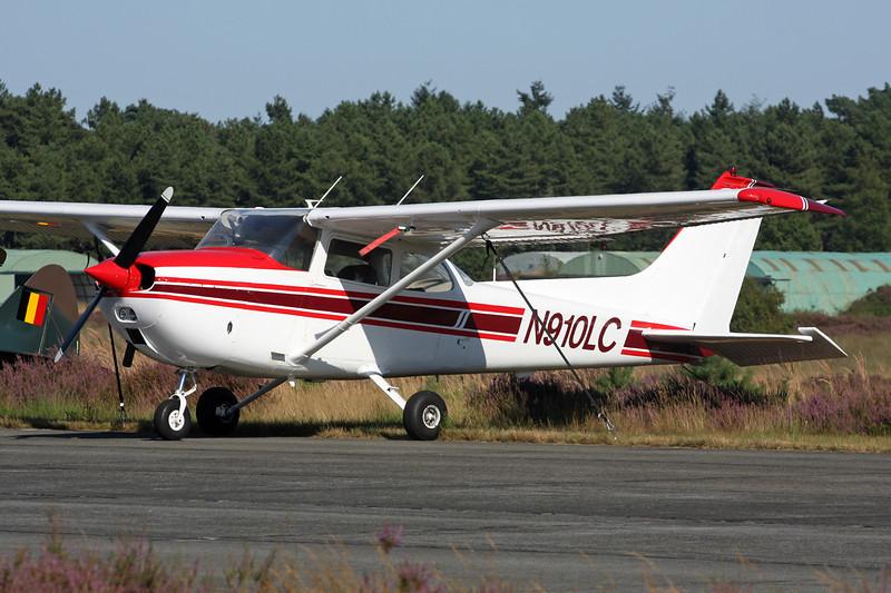 N910LC Reims-Cessna F.172M c/n 1256 Zoersel/EBZR 18-08-12