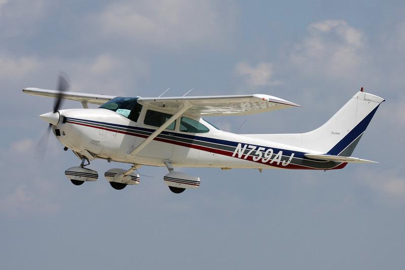 N759AJ Cessna 182Q c/n 182-65836 Oshkosh/KOSH/OSH 29-07-10