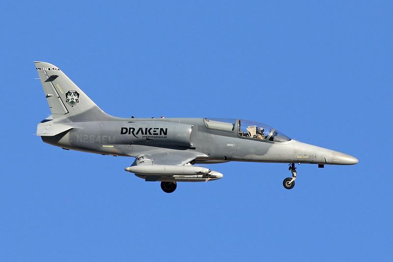 N264EM Aero Vodochody L-159 Alca Nellis/KLSV/LSV 02-02-18