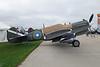 N5813 (NZ3119/T-XO) Curtiss P-40M Warhawk c/n 27501 Oshkosh/KOSH/OSH 29-07-16