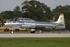 N9124Z (0-16581) Lockheed T-33B Shooting Star c/n 580-5913 Oshkosh/KOSH/OSH 29-07-10