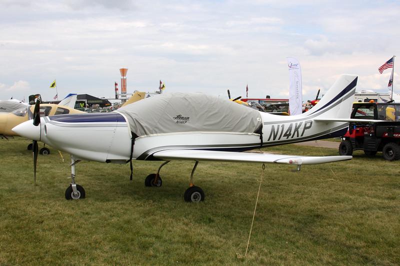 N14KP Neico Lancair IV c/n LIV-128 Oshkosh/KOSH/OSH 30-07-13