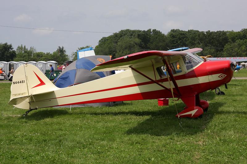 N44461 Taylorcraft BC-12D c/n 10261 Oshkosh/KOSH/OSH 27-07-10