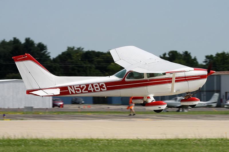 N52483 Cessna 172P c/n 172-74537 Oshkosh/KOSH/OSH 30-07-16