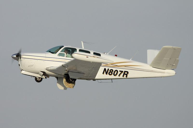 N807R Beech K35 Bonanza c/n D-6084 Oshkosh/KOSH/OSH 29-07-10