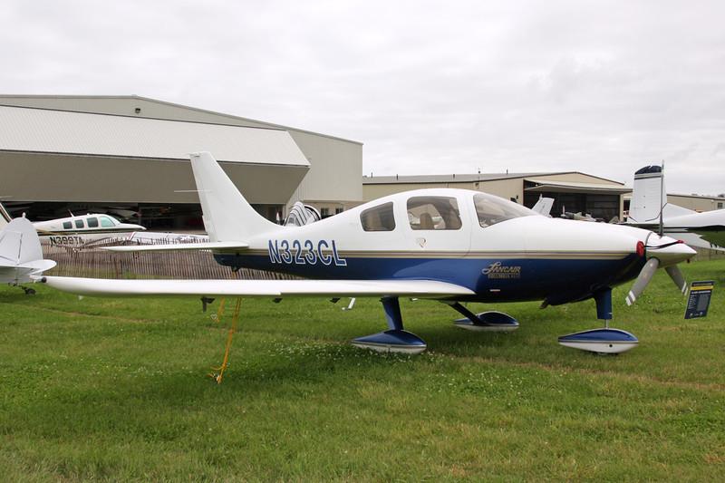 N323CL Neico Lancair LC-40-550FG Columbia 300 c/n 40054 Oshkosh/KOSH/OSH 28-07-10