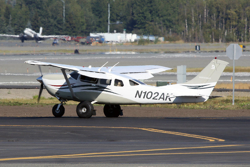 N102AK Cessna 206H Stationair c/n 206-08264 Anchorage-International/PANC/ANC 06-08-19