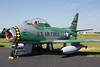 N80FS (01675/FU-675) Canadair CL-13B Sabre Mk.6 c/n 1675 Oshkosh/KOSH/OSH 26-07-10