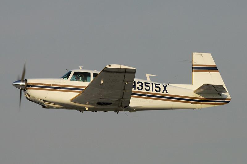 N3515X Mooney M.20F c/n 670053 Oshkosh/KOSH/OSH 29-07-10